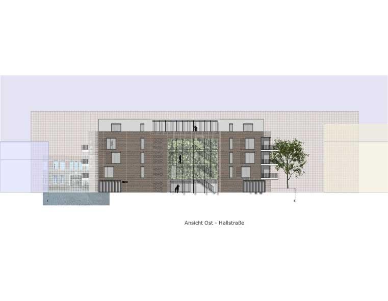 Wohnbebauung Korsettfabrik Stuttgart